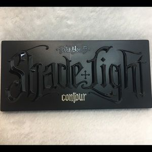 KVD Shade + Light Face Contour Refillable Palette